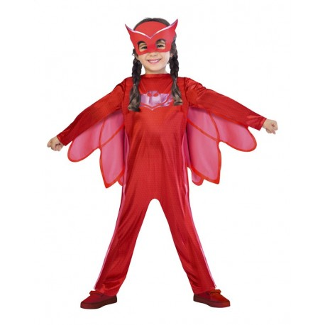 Pyjamasque rouge