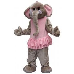 Elephant mascotte
