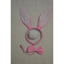 Kit lapin rose