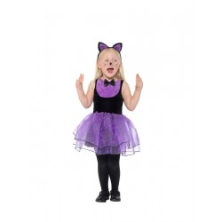 Chat tutu enfant