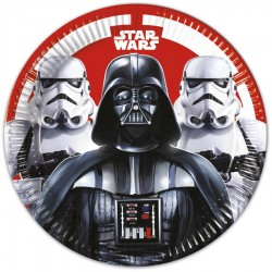 Assiette star wars