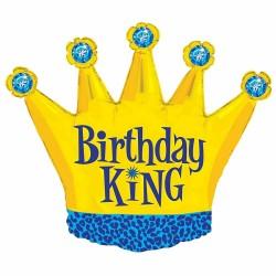 Ballon anniversaire king
