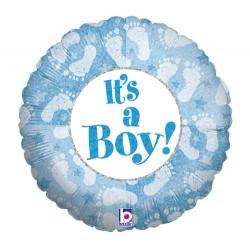 Ballon naissance garcon