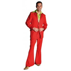 Disco homme rouge