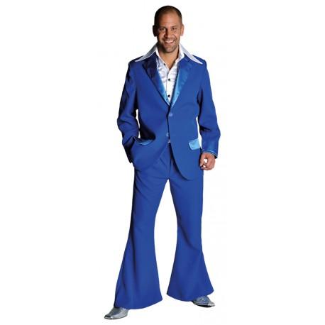Disco homme bleu