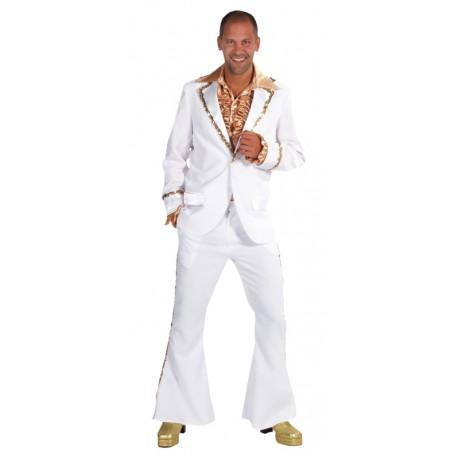 Disco blanc luxe