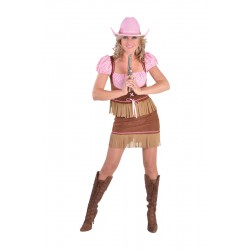 cowgirl rose avec franche