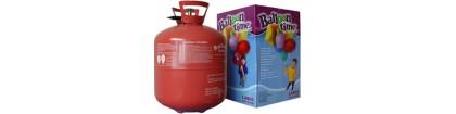 Helium jetable
