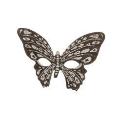 Loup papillon argenté