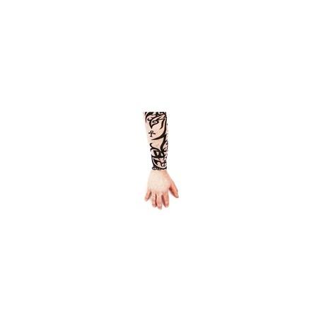 Tatouage bras manche