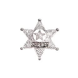 Insigne sheriff  metal
