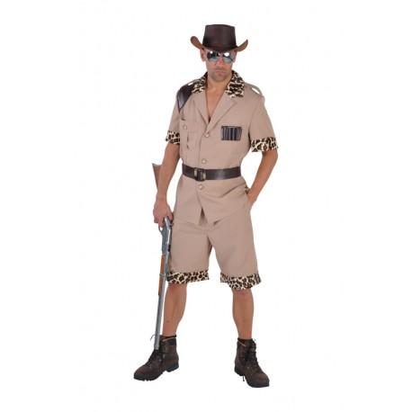 Costume explorateur