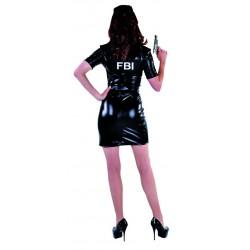 Costume F B I femme