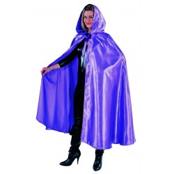 Cape satin luxe mauve