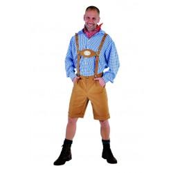Tyrolien homme short