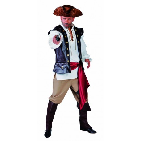 Pirate luxe homme