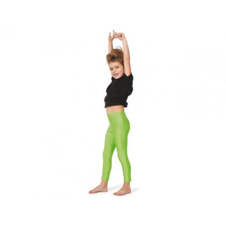 Collants vert enfant
