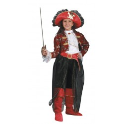 Pirate enfant fille