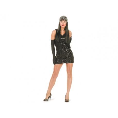 Disco noir sexy