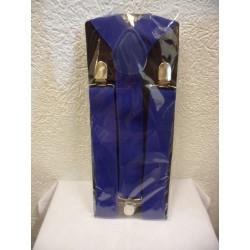 Bretelle bleu bic