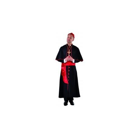 Cardinal noir et rouge