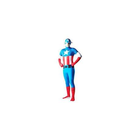Captain america seconde peau