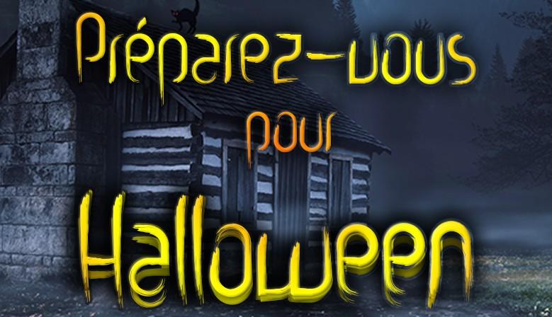 Déguisement, accessoires et décorations pour Halloween